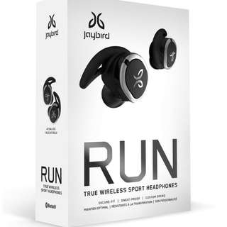Jaybird Run True wireless sport headphones