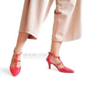 Higheels hak tinggi sepatu kondangan bagus murAh cewek lokal