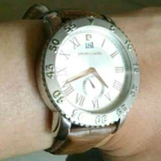 Piere Cardin, jam tangan pria