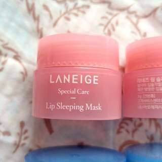 Laneige Lip Sleeping Mask 3g (Special Care)