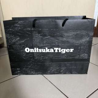 Onitsuka Tiger Paper Bag