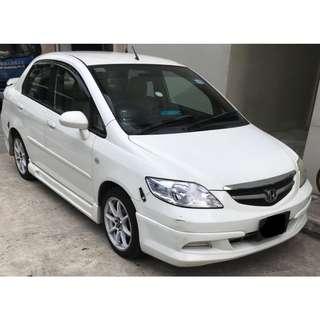 Honda City 1.5 Auto i-DSI 7CVT