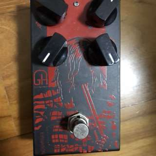 Greenhouse Effects Nobrainer distortion pedal