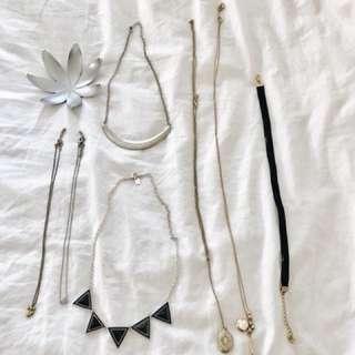 Assorted Women's Jewelry