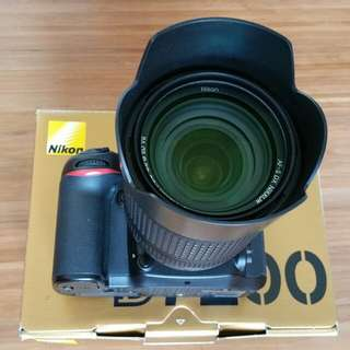 Nikon d7200 with AFS 18-140mm DX VR lens