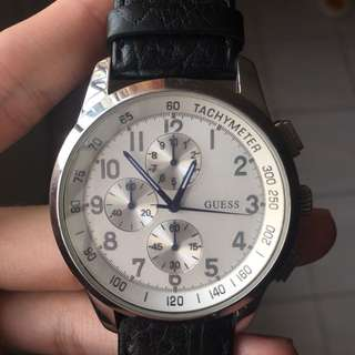 Guess Steel Watch with strap