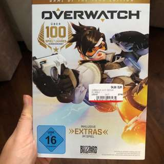 BNIB Overwatch Game of the Year Edition (PC)