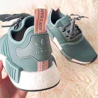 Adidas NMD R1 W Vapour Steel Teal Pink