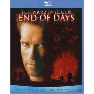 End Of Days (Blu Ray Unrated)