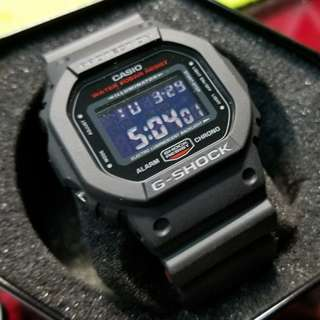 G shock DW5600HR-1