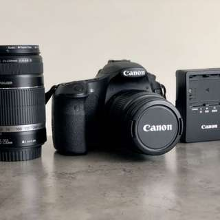 Canon 60D Camera Kit
