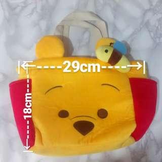 [包郵]小熊維尼winnie the pooh袋
