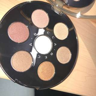 Eye lights palette