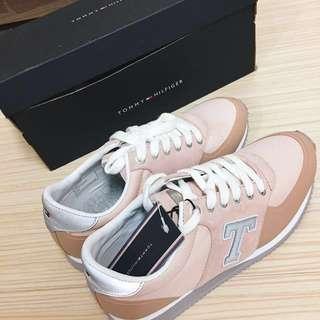(新)Tommy Hilfiger 💖✨女鞋 女運動鞋 38號 #有超取最好買