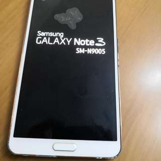 SAMSUNG Galaxy Note 3 LTE 16GB
