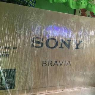 Sony bravia 40inc W66E HDR full hd brandnew
