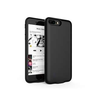 Joyroom Battery Case Iphone 7+/8+ 3800mah,w/3.5mm Audio Port JR D-M181 Black