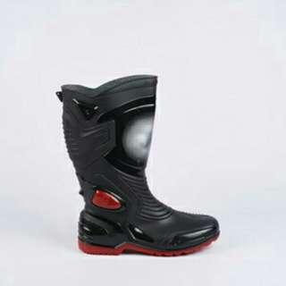 Sepatu booth AP moto 3