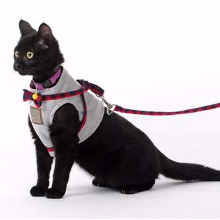 T SHIRT - HARNESS FOR CAT - EXTRA SMALL