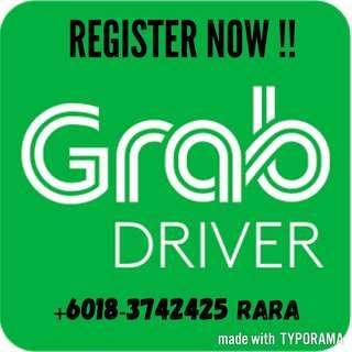 Grab Car Driver