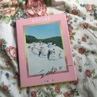 [WTS] Seventeen Boys Be Album