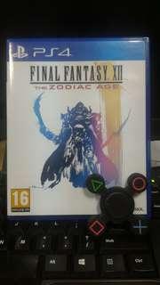 [PS 4] Final Fantasy XII - Zodiac Age