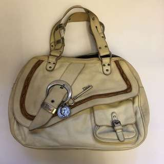 [絕版]Christian Dior Saddle handbag 中古 手袋