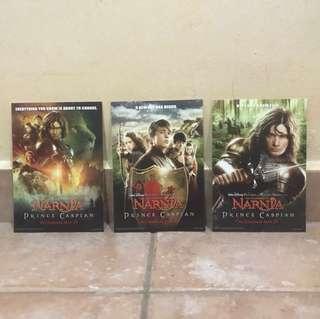 Narnia prince caspian post card set 5