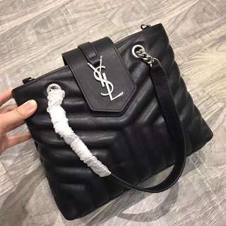 Ysl Saint Laurent lamb skin bag