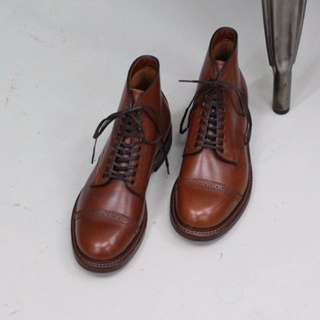 日本品牌 Brother Bridge work boots (Hoax RRL Mccoy whites)