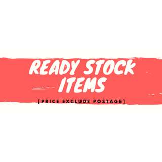 READY STOCK : KOREAN AUTHENTIC PRODUCTS