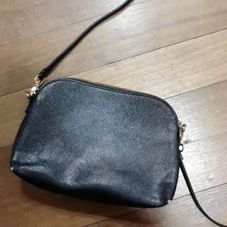 H&M Black Cross Body Bag
