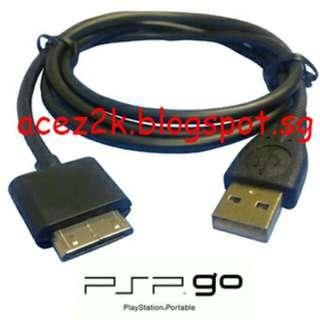 [BN] PSP Go USB Charging & Data Transfer Cable (Brand New)