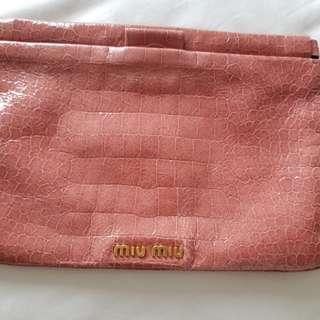 Miu Miu Clutch Bag