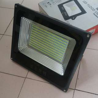 Ied flood light in out door
