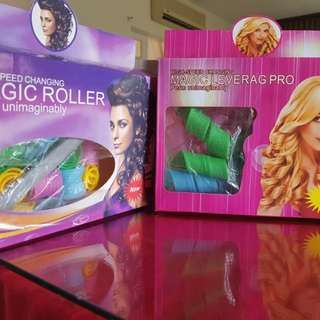 Magic Roller (Instant Perm)