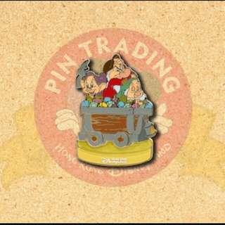 迪士尼徽章 襟章 Disney LE PIN 代購
