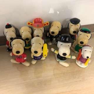 Snoopy擺設