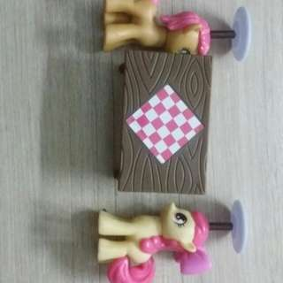 my little pony apple bloom and friend