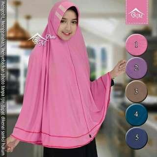 Jilbab instan modern modis