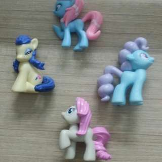 My Little Pony friends