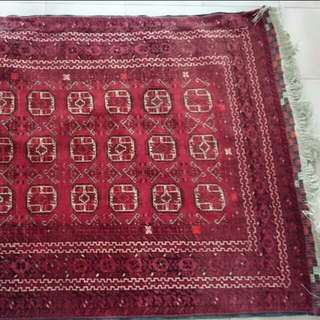 Tribal carpet for SILK carpet