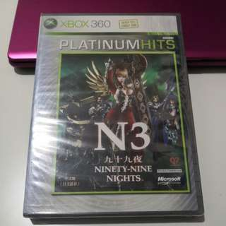 XBox 360 Nintey-Nine Nights
