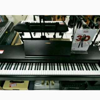 Yamaha digital piano (adaptor+bangku) 103 R