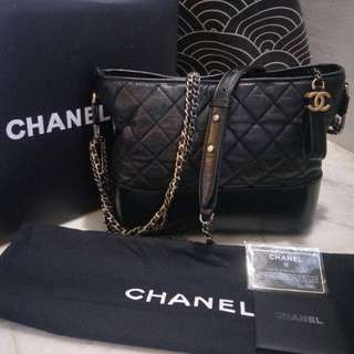 Chanel gabrielle Hobo preloved authentic!markdown price!!!!