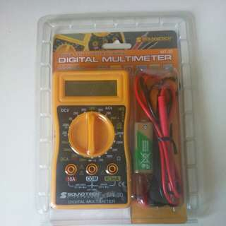 SoundTech Digital Multimeter
