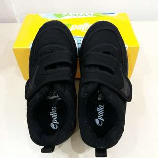 School Shoe Black