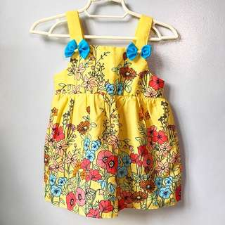 Oli Yellow Dress