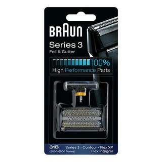 Braun 百靈 31B 刀網連刀頭