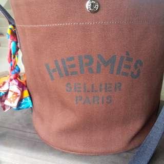 Hermes水桶袋 9.8新